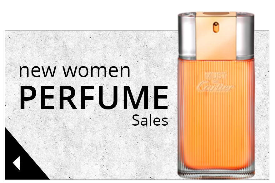 New Women Perfume Sales