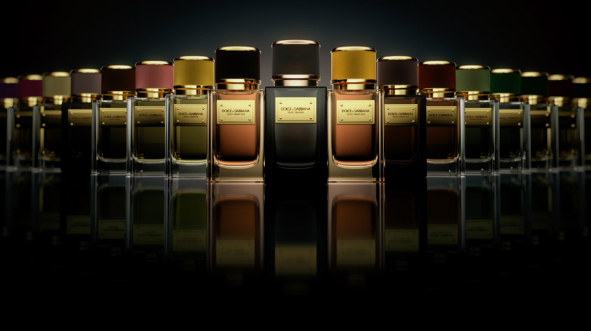Dolce and Gabanna, The Velvet Collection